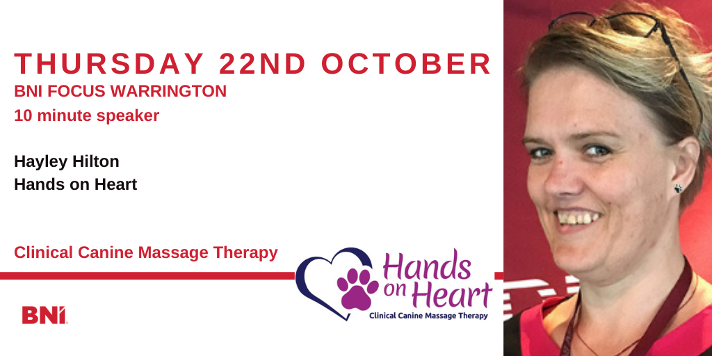 10 Minute Speaker – Hayley Hilton – 22nd October 2020
