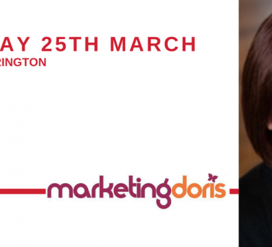 Marketing Doris - Helen Stott - BNI Focus Warrington