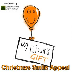 Supporting William's Gift Charity